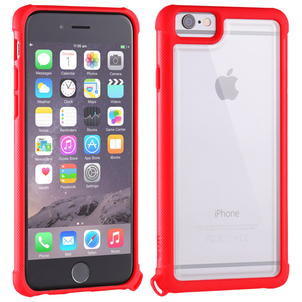 red case for iphone 6