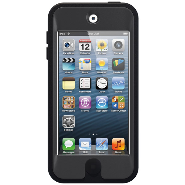 buy popular 593b5 6be61 OtterBox Defender Rugged Case for iPod touch