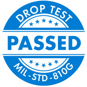 Drop Test Passed MIL-STD-810G