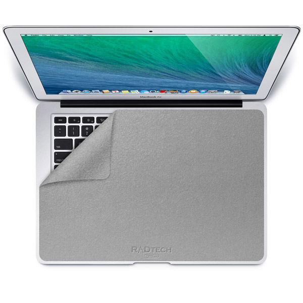 ScreenSavrz for MacBook Air: Gray