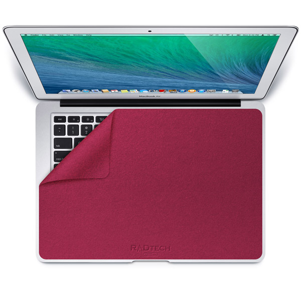 ScreenSavrz for MacBook Air: Fuchsia