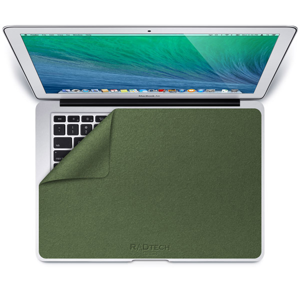 ScreenSavrz for MacBook Air: Green