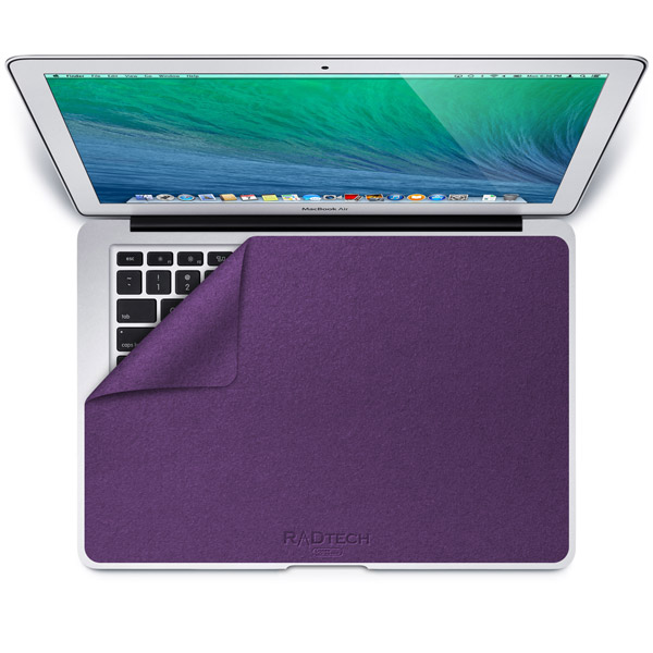 ScreenSavrz for MacBook Air: Grape