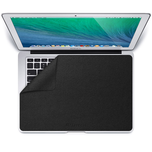 ScreenSavrz for MacBook Air: Black