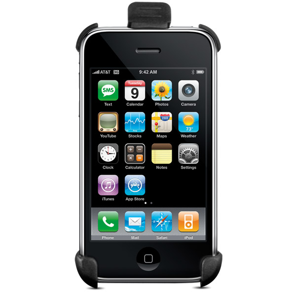 SLAM for iPhone 3G/3GS: Front