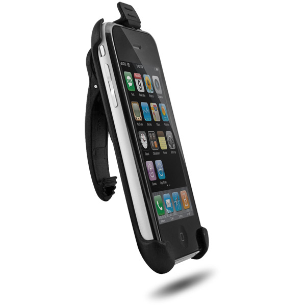 SLAM for iPhone 3G/3GS: Secure clip holster