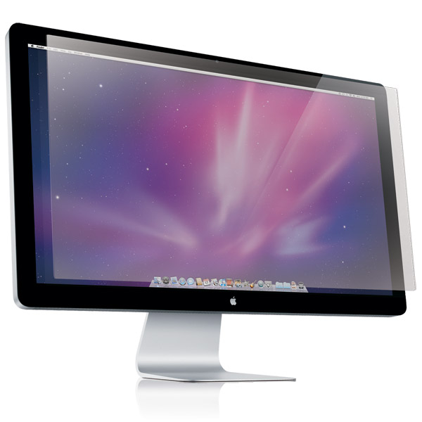 apple display. clearcal screen protector: for apple display