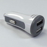 AutoPower High-Power Dual-USB Car Charger