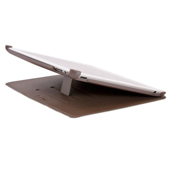 STM Kicker for iPad: Built-in stand (Mushroom)