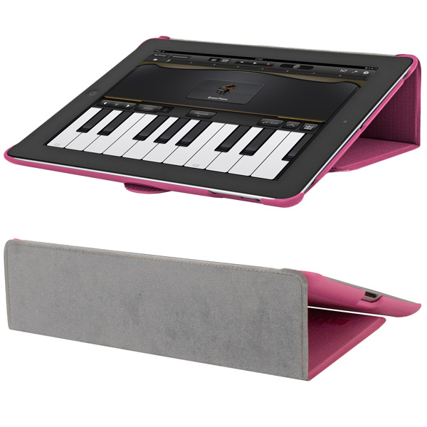 STM Skinny for iPad: Typing angle (Pink)
