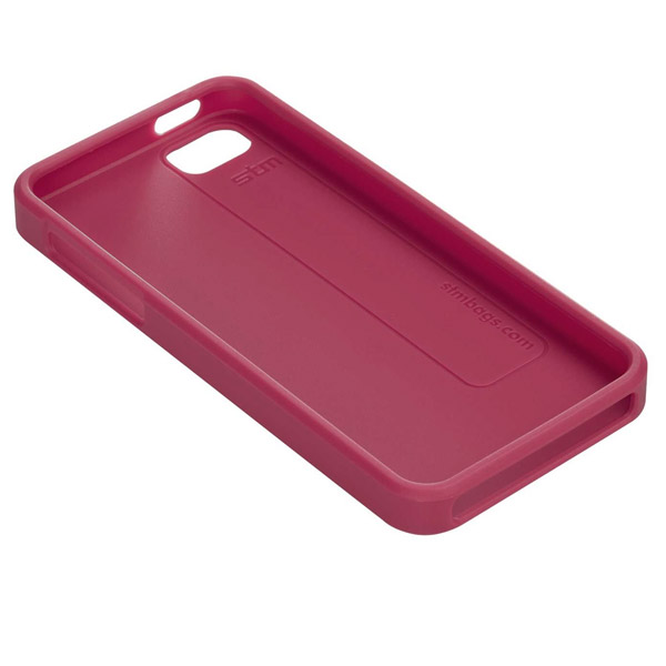 Opera for iPhone 5/5S: Inside detail (Pink)