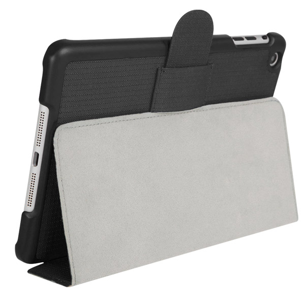 Skinny for iPad mini: Viewing angle rear (Black)