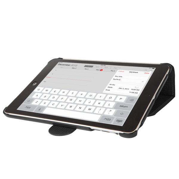 Skinny for iPad mini: Typing angle (Black)