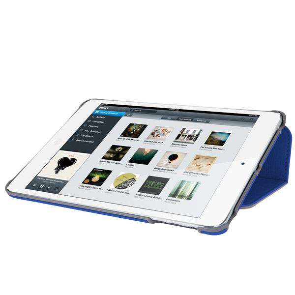 STM Marquee for iPad mini: Typing angle (Blue)
