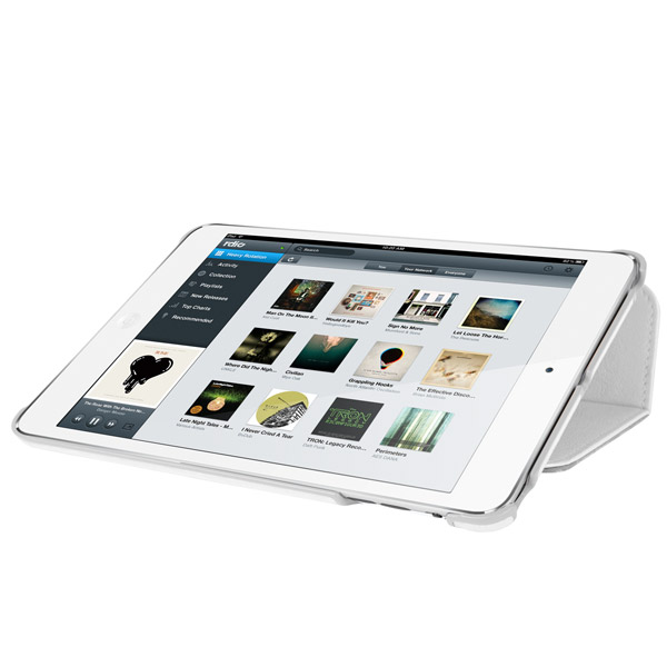 STM Marquee for iPad mini: Typing angle (White)