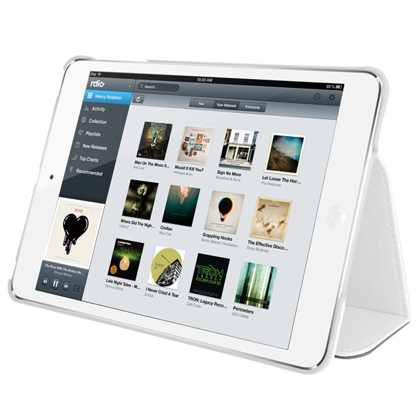 STM Marquee for iPad mini: Viewing angle (White)