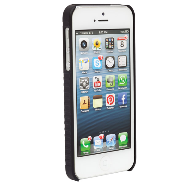 STM Grip: Case for iPhone 5/5S (Black)