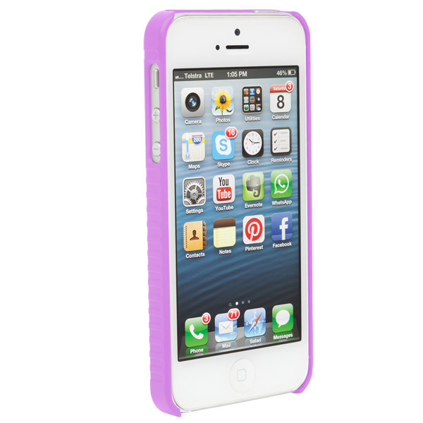 STM Grip: Case for iPhone SE/5/5S (Lilac)