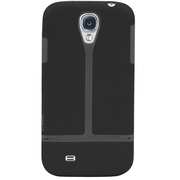 Harbour 2 for Galaxy S4: Back (Black + Dark Gray)