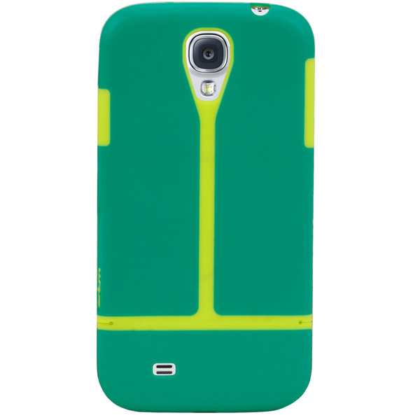 Harbour 2 for Galaxy S4: Back (Emerald + Yellow)