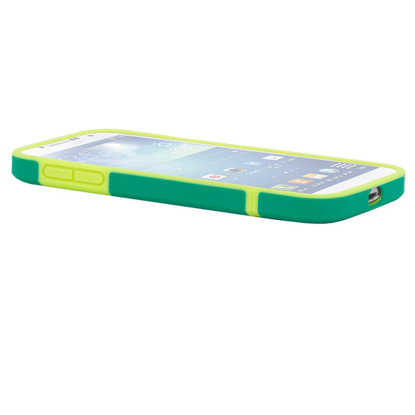Harbour 2 for Galaxy S4: Side (Emerald + Yellow)