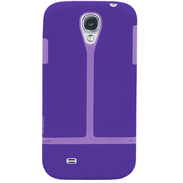 Harbour 2 for Galaxy S4: Back (Purple + Light Purple)