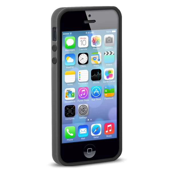 Catch for iPhone SE/5S: Front (Black)