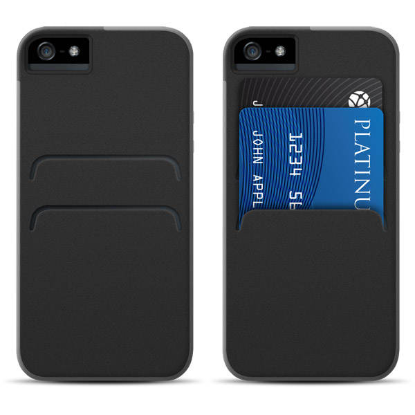 iphone credit card case stm catch credit card for iphone se 5 and 5s 3430