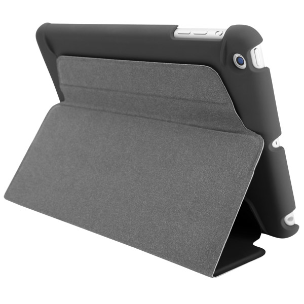 STM Studio for iPad Air: Viewing stand detail (Black)