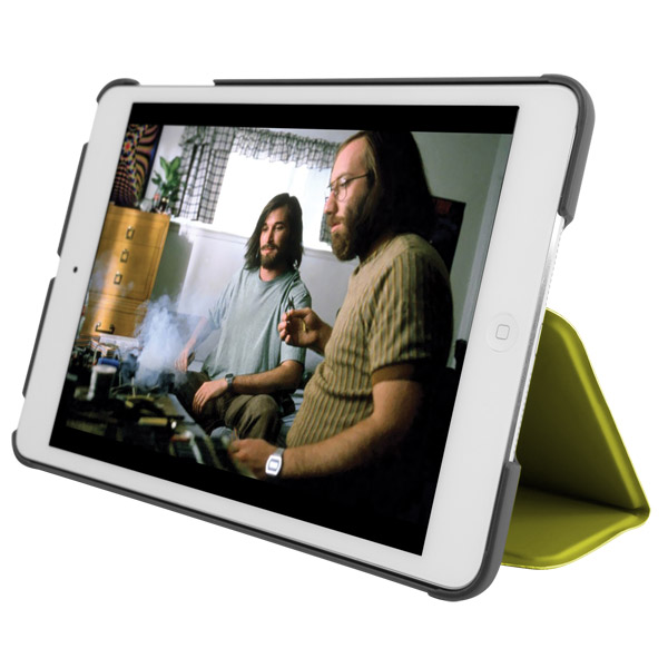 STM Studio for iPad Air: Viewing angle (Lime)