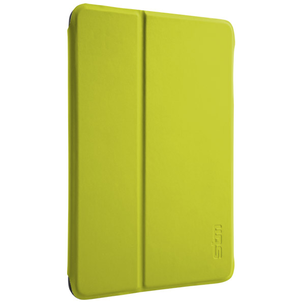 STM Studio for iPad Air: Front (Lime)