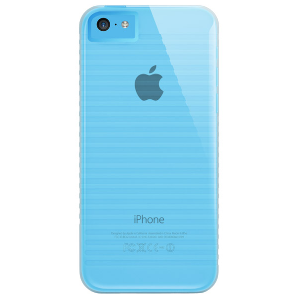 STM Grip: Case for iPhone 5C (Clear)