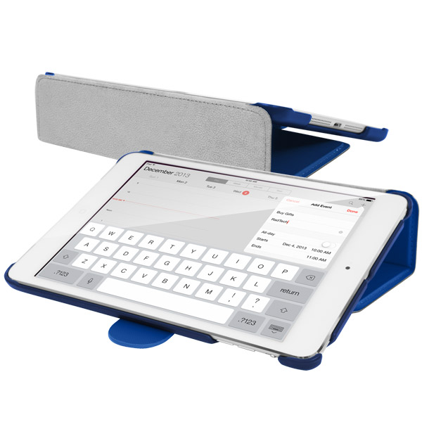 Skinny Pro: Typing Angle (Blue)