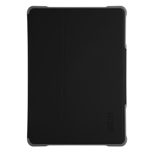 STM Dux: Front smart cover (Black)