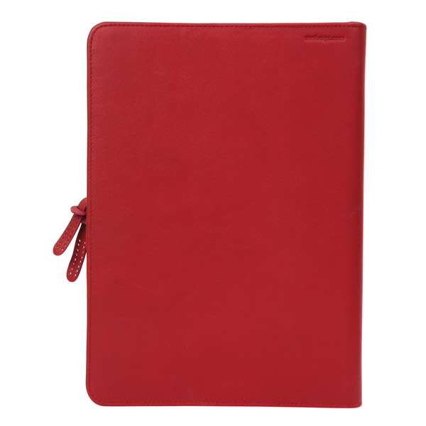 STM Leather Folio: Back (Red)