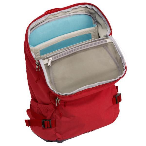 Large Laptop Backpack - Red - STM Drifter