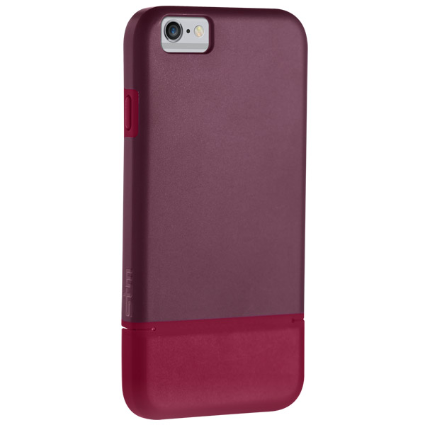 Harbour for iPhone 6: Back (Red)