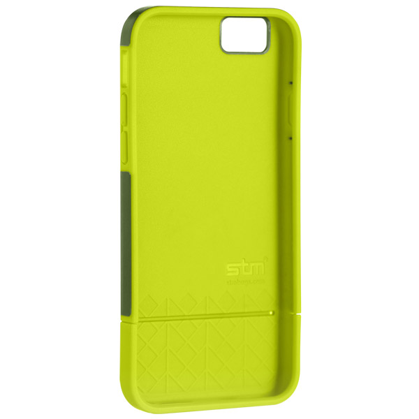 Harbour for iPhone 6: Front case detail (Green)