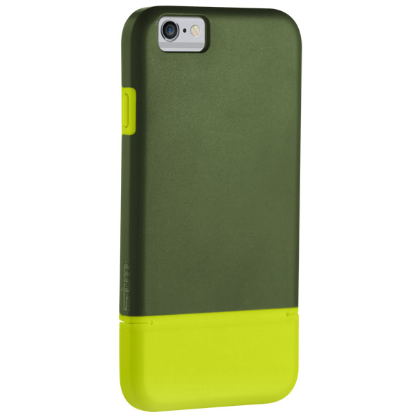 Harbour for iPhone 6: Back (Green)