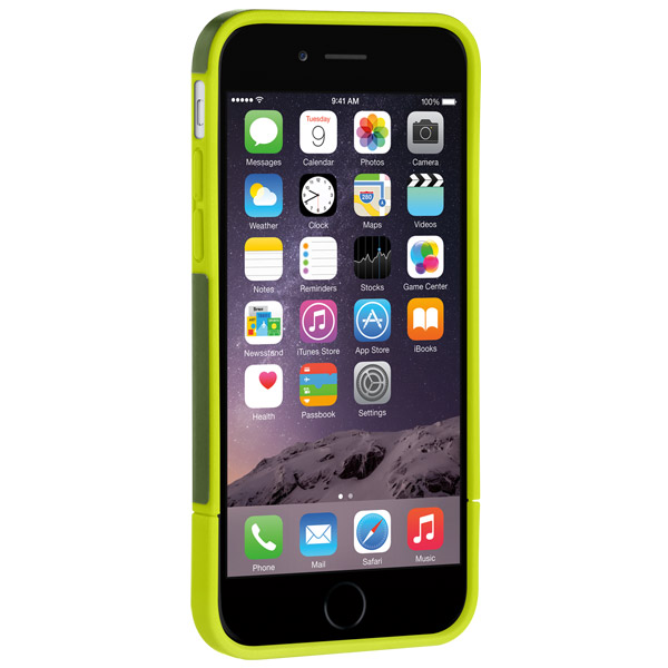 Harbour for iPhone 6: Front (Green)