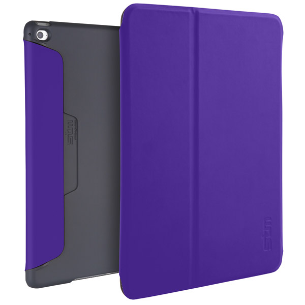 Studio for iPad Air 2: Back and Front (Purple)