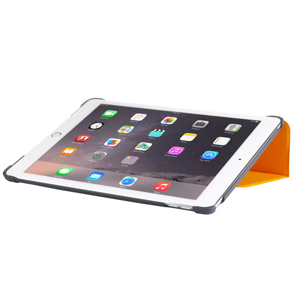 Studio for iPad Air 2: Typing Angle (Light Orange)