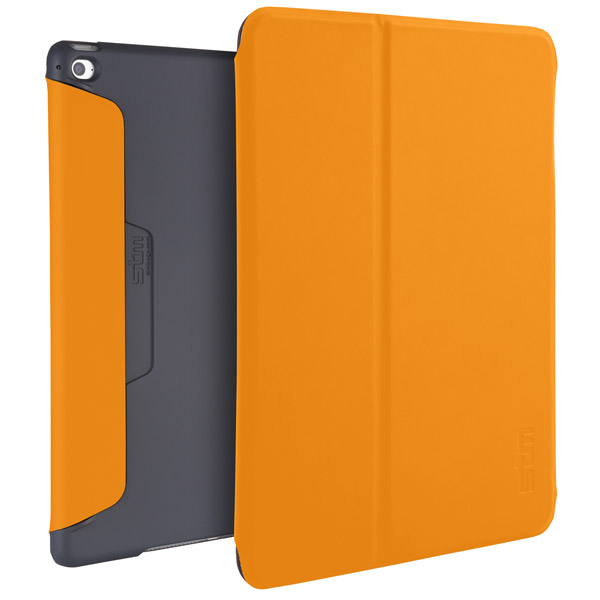 Studio for iPad Air 2: Back and Front (Light Orange)