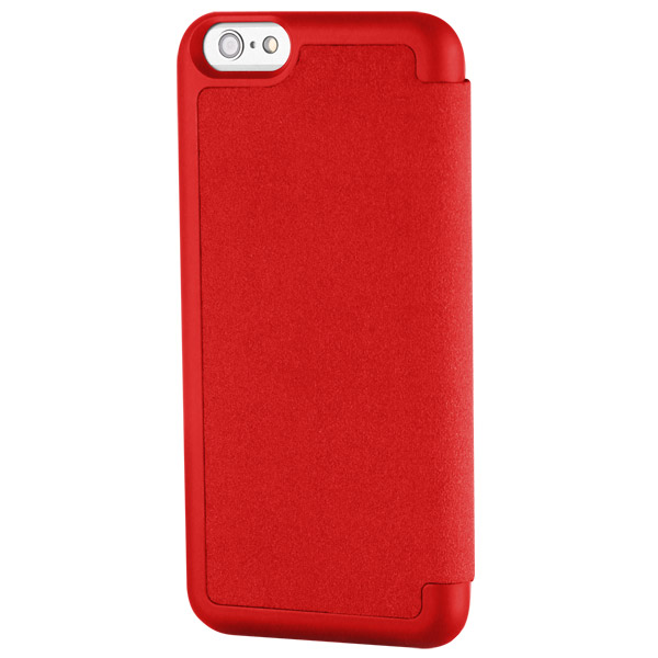 Flip for iPhone 6: Back angle (Red)
