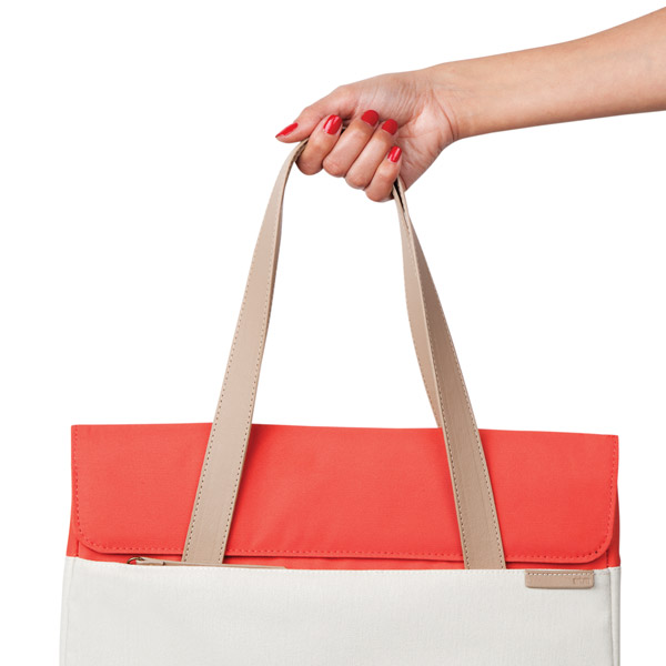 Grace Deluxe Sleeve: Strap (Coral)
