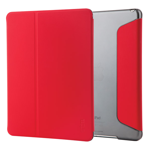 Studio for iPad Air 2: Front and Back (Chili/Smoke)