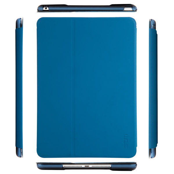 Studio for iPad Air 2: Front and Sides (Moroccan Blue)