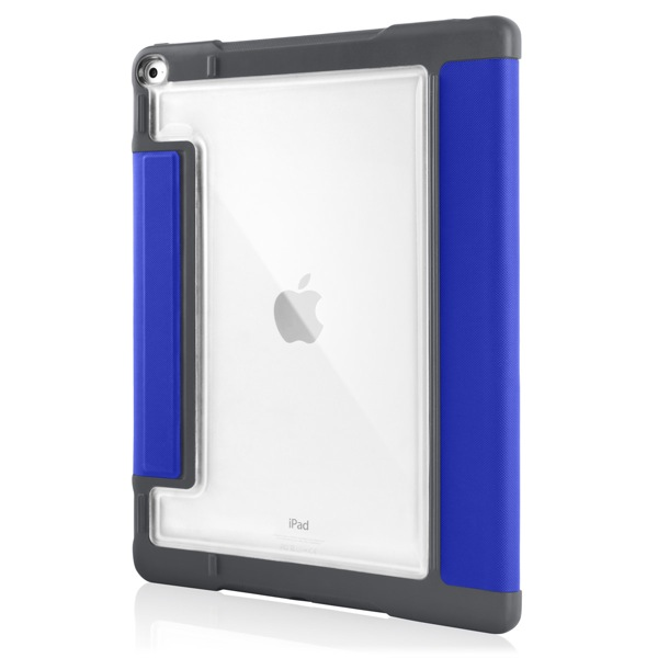 iPad Pro 12.9in: Back clear panel (Blue)