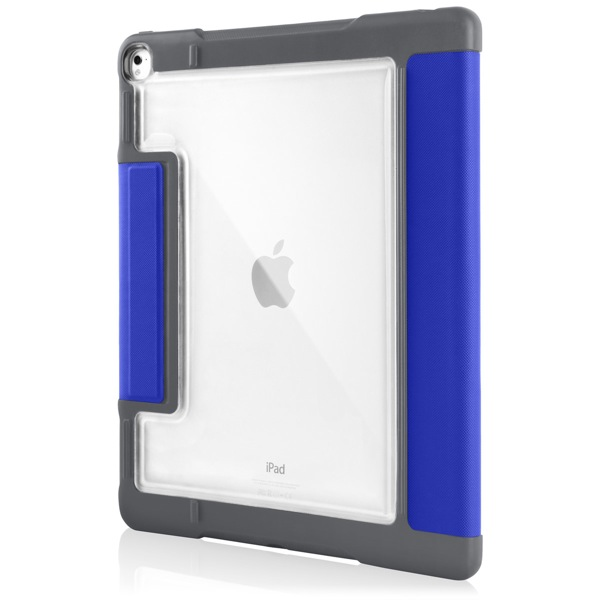 iPad Pro 9.7in: Back clear panel (Blue)