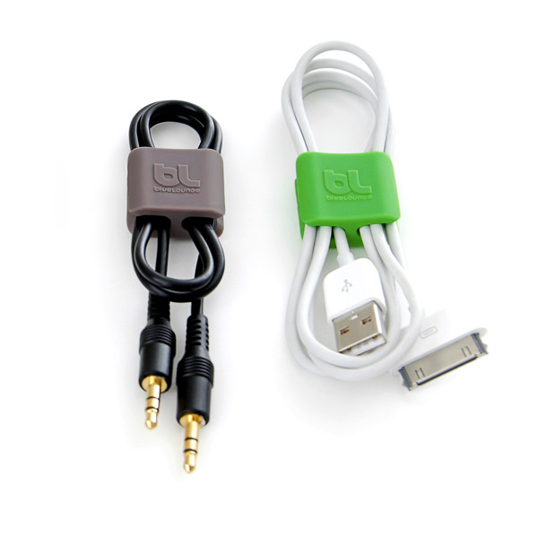 CableClips: Small - Short audio or data cable
